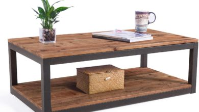 Photo of Top 10 Best Wood Coffee Tables in 2020 – Reviews