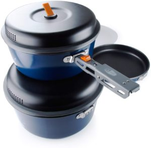 GSI Outdoors Bugaboo Base Camper Cookware