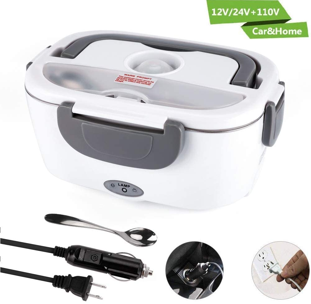 U-miss Electric Lunch Heating Box for Car and Home