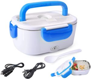 Suteck Electric 2 in 1 Lunch Food Heater Warmer